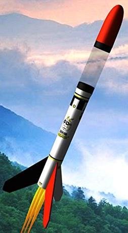 flying model rocket kit scrambler