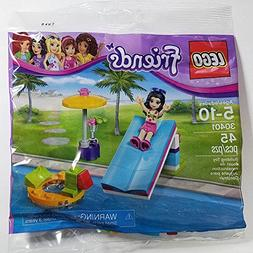 LEGO Friends 30400 / 30401  Lot of 2: Gymnastic Bar Water Sl