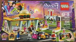 LEGO Friends Drifting Diner 41349 Race Car and Go-Kart Toy B