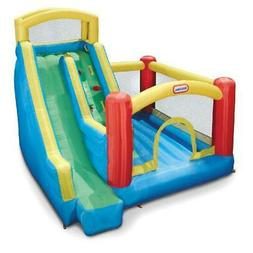 Little Tikes Giant Slide Bouncer - Inflatable Bounce House