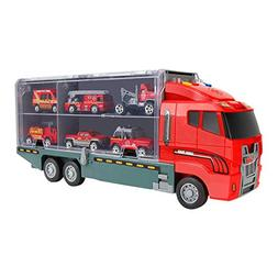 Matoen Children's Gift Transport Car Carrier Truck Education