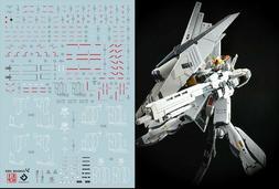 Gundam modeling water slide decal SIMP sticker C44 RG Nu HWS