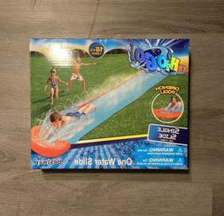 H20 Go! Best Way Water Slide 18ft With Pool. FAST FREE SHIPP