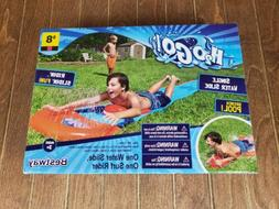 H20 Go Inflatable Lawn Water Slide Single 16 Ft Slider Bestw