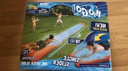 H20 Go Inflatable Lawn Water Slide Single 18 Ft Slider Bestw