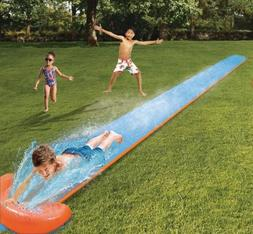 H20 GO Inflatable Single Water Slide Kids Summer Outdoor Toy