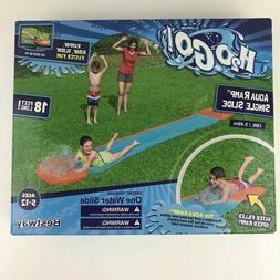H20 Go! Single Slip And Slide Aqua Ramp 18 Feet Long