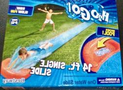 h2o go 14 ft single water slide