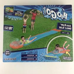 Bestway H2O GO 18ft Single Slip n Slide Water Filled Speed R