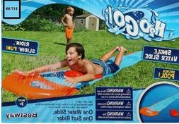 Bestway H2O GO! 18ft.Single Water Slide Drench Pool Inflatab