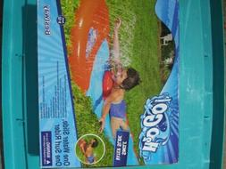 H2O GO: 18ft. Water Slide + Inflatable Surf Rider, Brand New