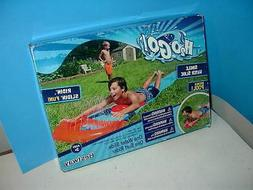 H2O Go Single Water Slide with Inflatable Surf Rider Bestway