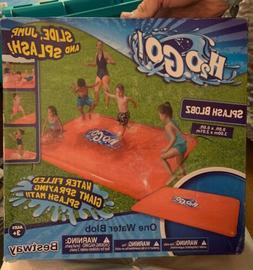 H2O Go Splash Blobz 9.8ft. X 6.6ft. Slide, Jump, And Splash