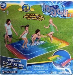 H2OGo Rainbow Blobz Water Slide Blob 9' of unending FUN! New