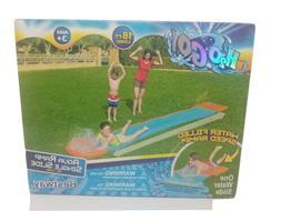 H2OGO! Single Aqua Ramp Single Water Slide - Rampin' Ridin'