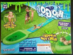 H2OGo! Slime and Splash 23 Ft Water Slide - Slippery Slimey