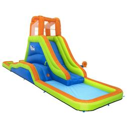 Bestway H2OGO! Splash Tower Kids Inflatable Mega Water Slide
