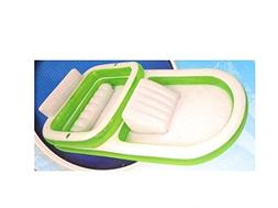 Bestway H2OGO! Two-In-One Wide Inflatable Family Outdoor Poo