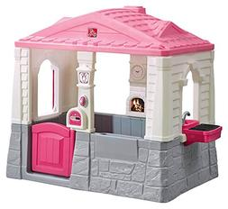 Step2 Happy Home Cottage and Grill - Pink