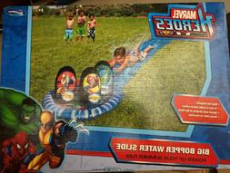 Marvel Heros Big Bopper Water Slide