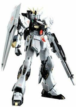 Bandai Hobby MG Nu Gundam Version Ka Titanium Finish Action