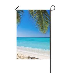 Home Decorative Outdoor Double Sided Sea Water Tropical Isla