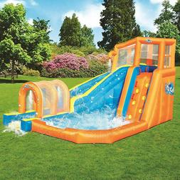 Bestway Hurricane Outdoor Water Inflatable Slide Jumper Boun