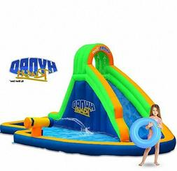 hydro rush inflatable water park