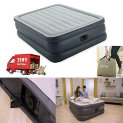 Intex Dura-Beam Standard Series Essential Rest Airbed with I