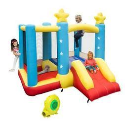 Inflatable Bounce Castle Water Slide Pool Backyard Bouncy Ho