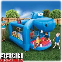 Inflatable Bounce House Bouncer Blower Castle Commercial Yar