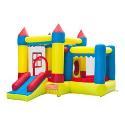 Inflatable Bounce House Castle Jump Splash Adventure Water S