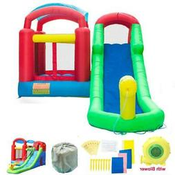 Inflatable Bounce House Water Slides Pool Jumper Castle Kids