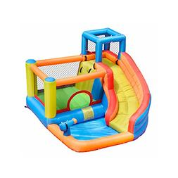 Doctor Dolphin Inflatable Bounce Slide House Jumper Water Sl
