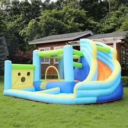 Inflatable Bouncer Castle Trampoline Obstacle Pools Slides K