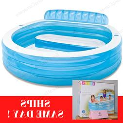 inflatable family lounge pool swim center adult