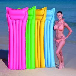 Bestway Inflatable Lounge Air Mat Splash and Play Pool Raft