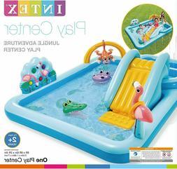 💥 Intex Inflatable Pool Jungle Adventure Play Center 💥
