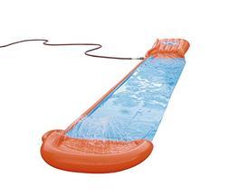 Inflatable Slip N Slide. This Big Sprinkler Race Kiddie Blow