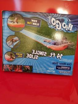 Inflatable Slip And Slide H20 go single Backyard Long For Ki