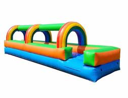 Pogo Bounce House Inflatable Slip and Slide, 25-Foot Long, 6