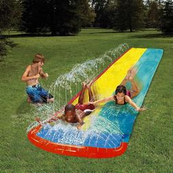 Inflatable Surf 'N Slide 480cm Giant Single/Double Outdoor W