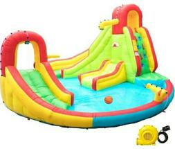 Wellfuntime Inflatable Water Park