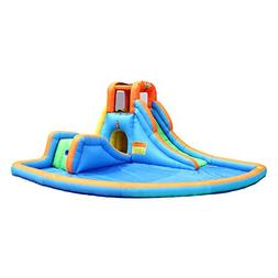 Inflatable Water Slide Outdoor Birthday Jump Party Kids Chil