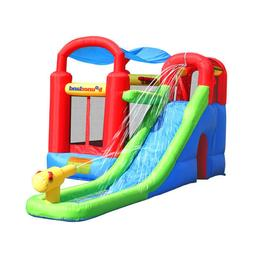 Living Better Now Inflatable Water Slide Outdoor Birthday Pa