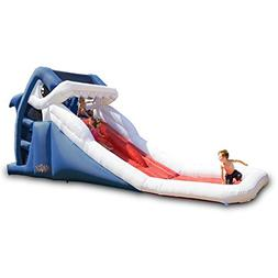 Inflatable Water Slide Outdoor Birthday Party Kids Jump Chil