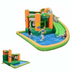 Living Better Now Inflatable Water Slide Bounce House Outdoo