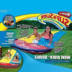 Inflatable Water Slide Kids Outdoor Garden Toys Sprinkler Ra