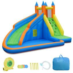 Inflatable Water Slide Mighty Bounce House Jumper Castle Out