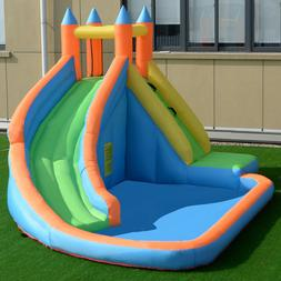 Inflatable Water Slide Pool Bounce Bouncy House Jump Jumper
